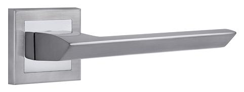 Аоста PLUS (белый никель/хром)