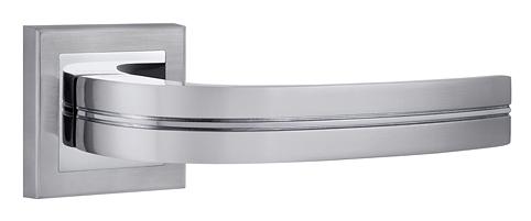 Аугуста PLUS (белый никель/хром)