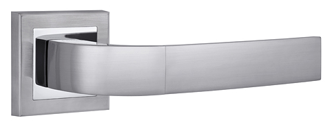 Лукка PLUS (белый никель/хром)